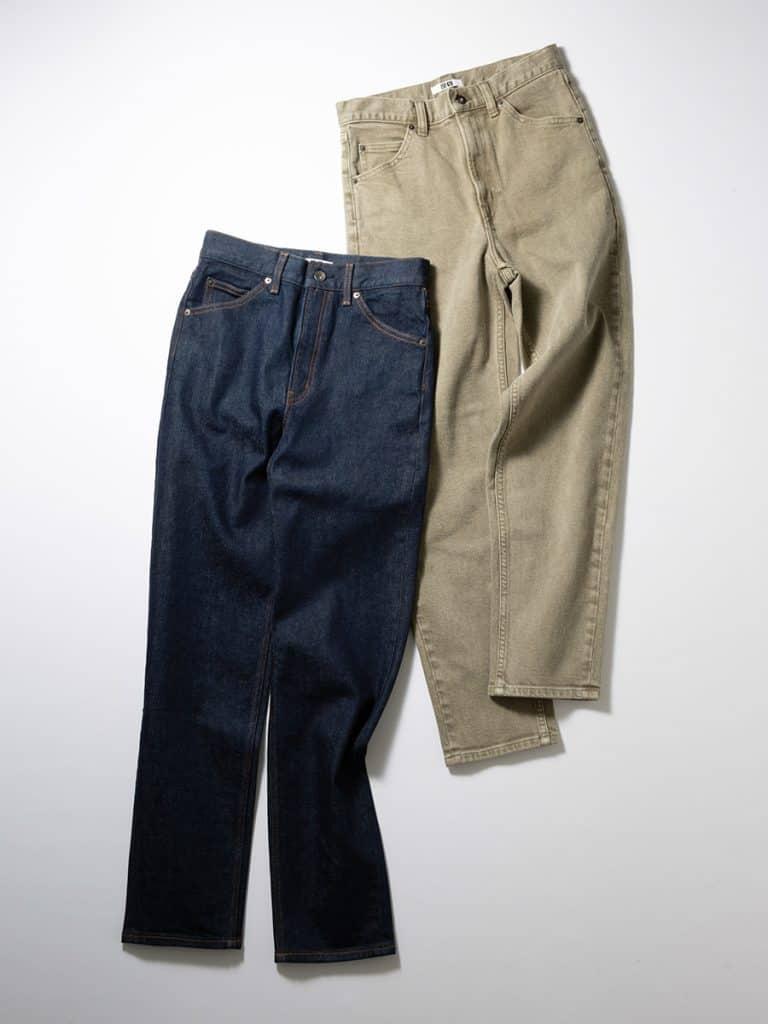 買い替えマスト!ユニクロUの最新デニムは穿けばイイことしかない! 【150〜170㎝・身長別に着比べ】