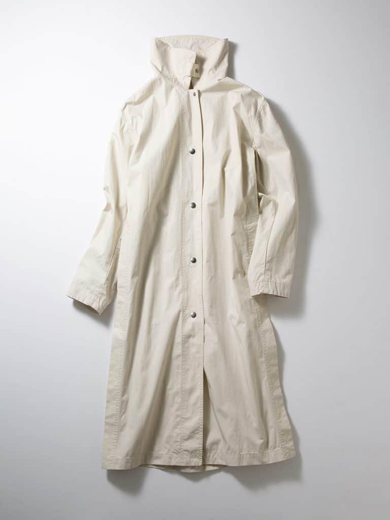 まだトレンチ?ユニクロUの最新春コートなら、カジュアルが古く見えない!【150㎝~身長別に着比べ】
