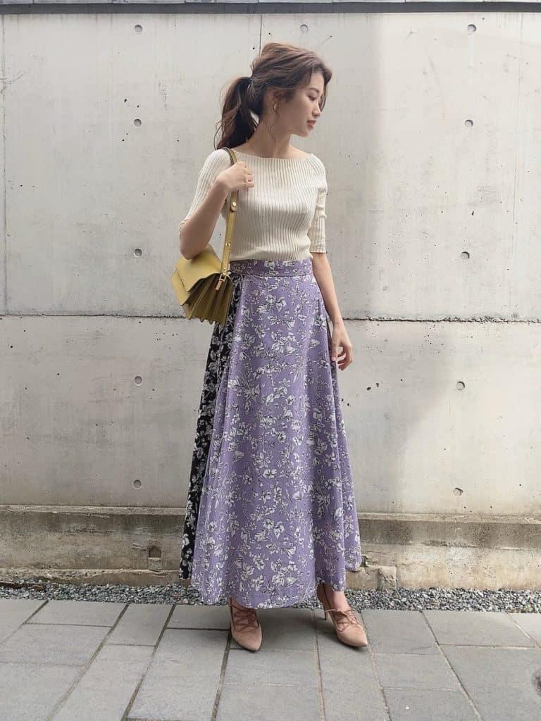 knit →ROPE skir