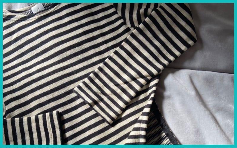 定番ボーダーTシャツで差をつけるコーデって?【アラサー読者モデルの回答】