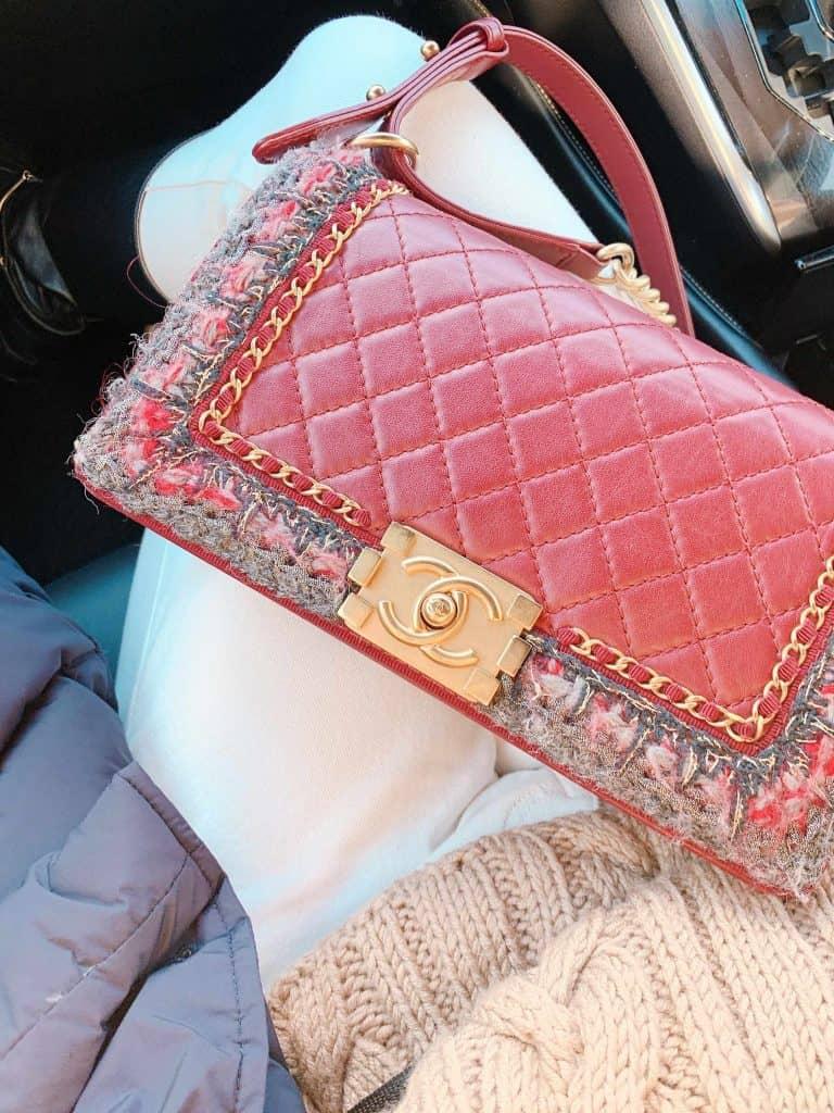 一目惚れ買い!憧れハイブランドのバッグを紹介します