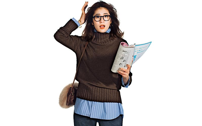 【今日の服装】ワンツーコーデのマンネリを解決するテクニックとは?【アラサー女子】