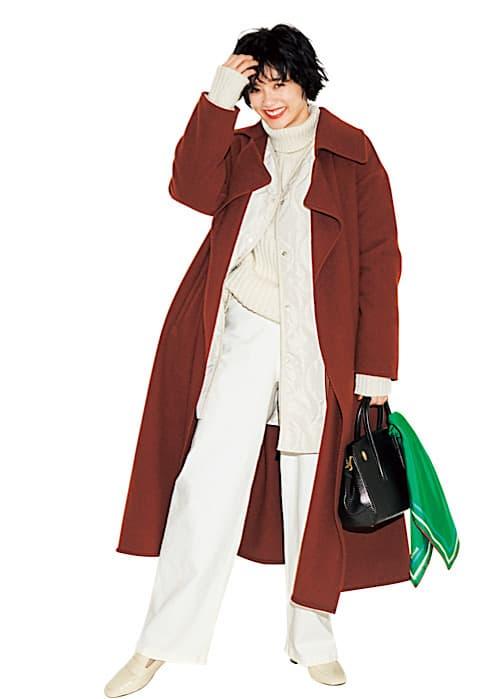 【今週の服装】まだ少し寒い時期のアラサー向けコーデ7選