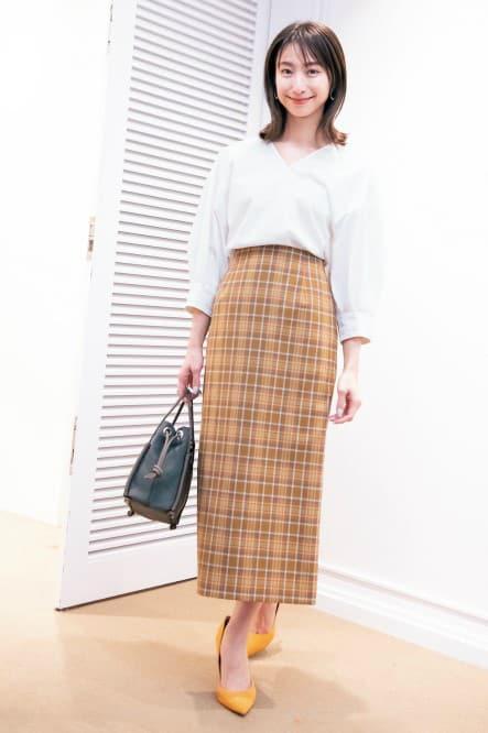 身長別に似合う「スカート」はショップスタッフが知っている【Mサイズさんの場合】