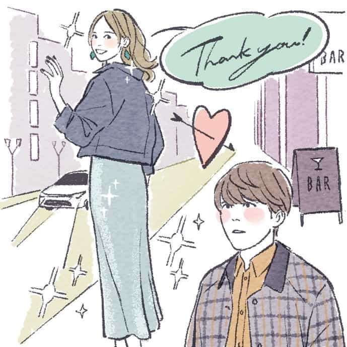 服の力で恋がはじまるなんて嘘っ