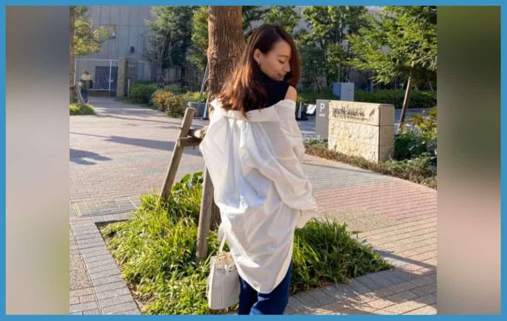 【着回しやすい】「ミラオーウェン」のビッグシャツがおすすめ!