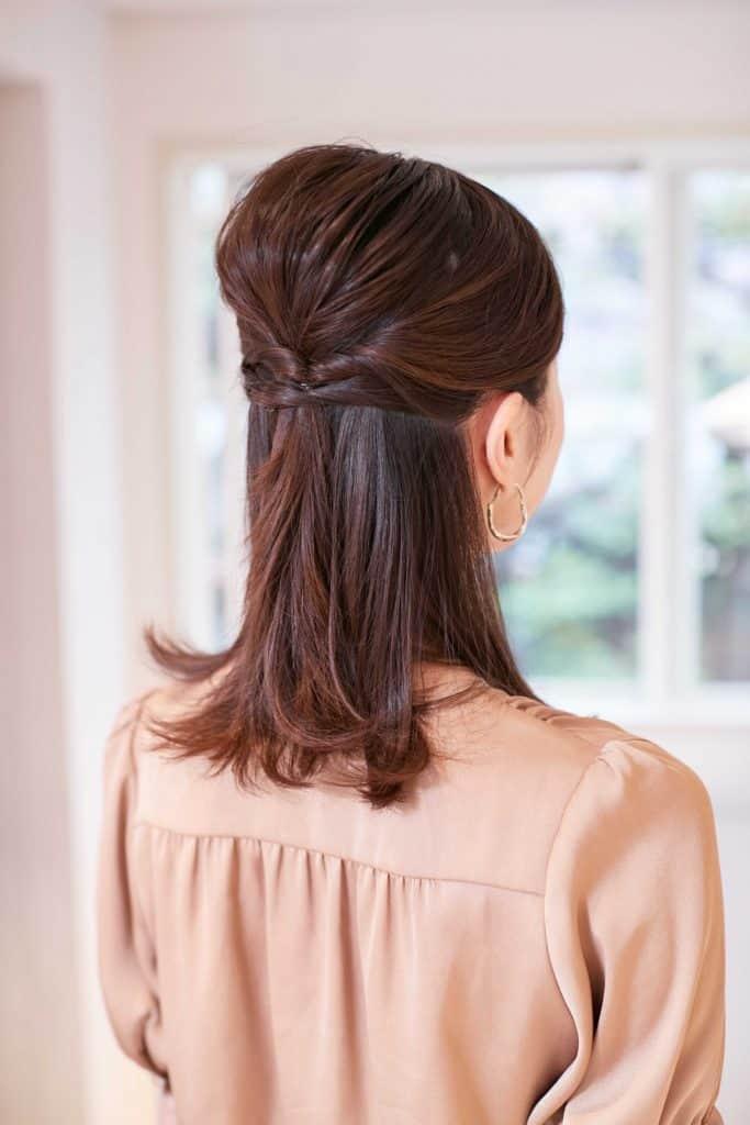 ☑️前髪のある髪型が好き ☑️