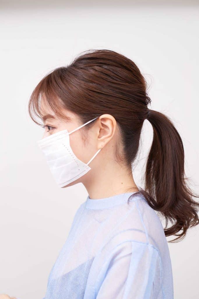 新型コロナウイルスの予防や、花