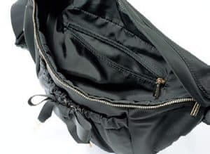 バッグの内側にはポケットが一つ
