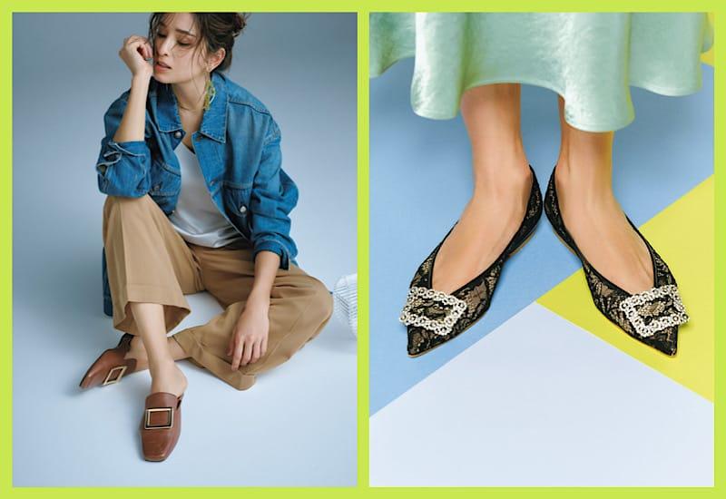 2020年春、オシャレに見える靴の条件って知ってる?【❸バックルの形編】
