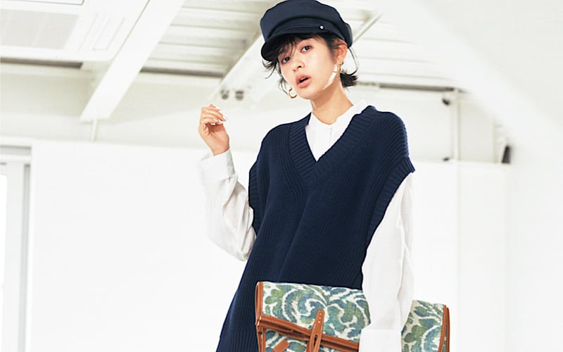 【今日の服装】楽だけど女っぽいコーデのポイントは?【アラサー女子】