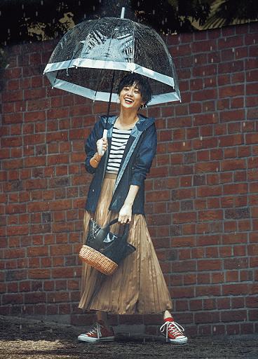 雨の日コーデ50選【2020】梅雨時期におすすめな大人カジュアルスタイル