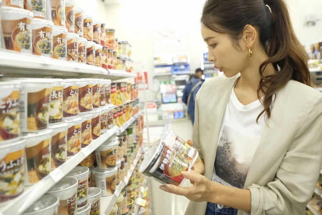 「深イイ話」で反響!体脂肪10%台の加治ひとみがリアル買いする「コンビニ腸活ごはん」4選