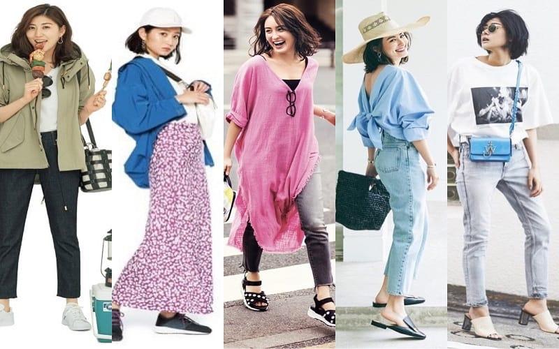 春夏の旅行で着たいオシャレコーデ51選|動きやすくて着回せるおすすめファッションコーディネートをチェック