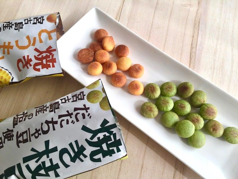 """■夏先取り!みんな大好き""""焼きとうもろこし""""と""""焼き枝豆""""のスナック2"""