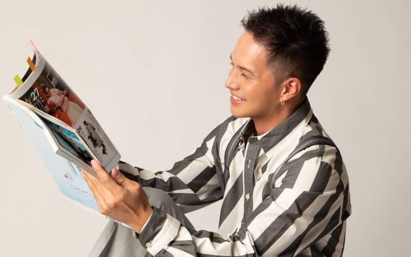 市原隼人さんの好きな髪型、「CLASSY.」から選ぶなら…|主演舞台「脳内ポイズンベリー」公演中