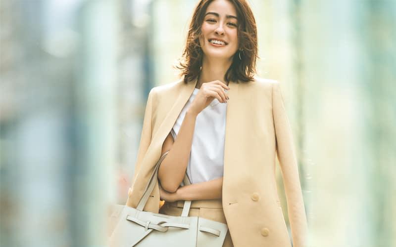 春のスタメンジャケットはザ・スーツカンパニーにある