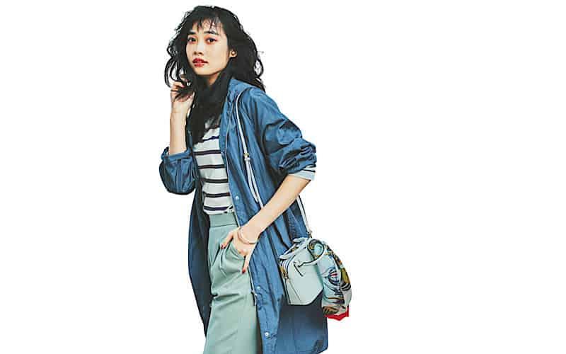 【今日の服装】太って見えがちな色、うまくコーデで取り入れるなら?【アラサー女子】