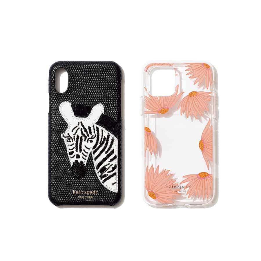 iPhoneケースから 動物モ