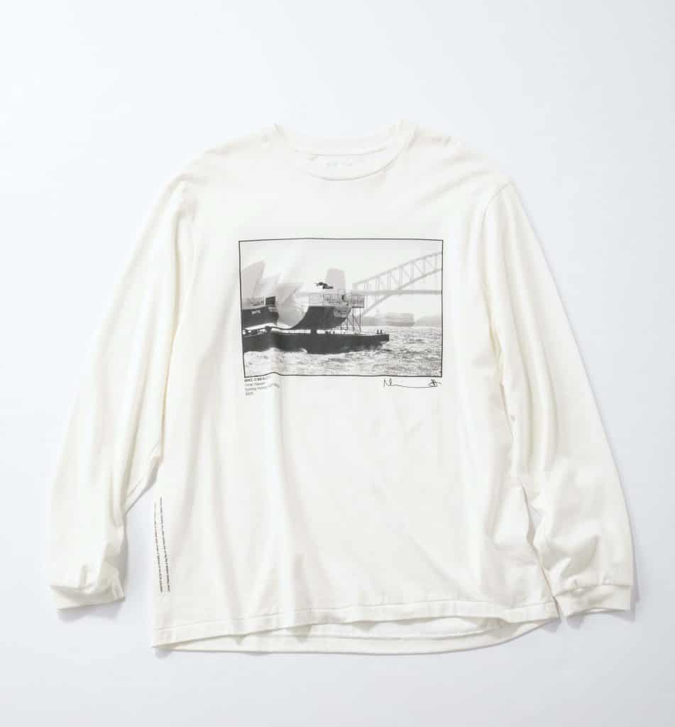 今年豊作のロングTシャツは、昔