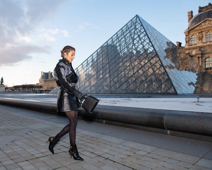 ヴィトンの最新ミニショルダーバッグ『カプシーヌ』が今、セレブに大人気!