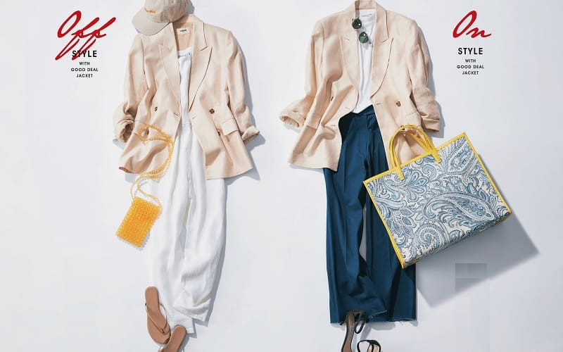 15,000円以下の名品「コスパジャケット」は超人気スタイリストも太鼓判!【竹村はま子さん編】