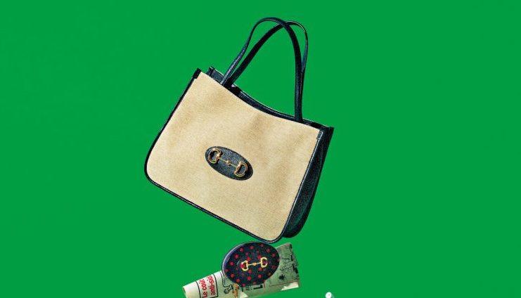 【GUCCIの日本限定!】毎日使う通勤バッグも憧れブランドでセンス良く!