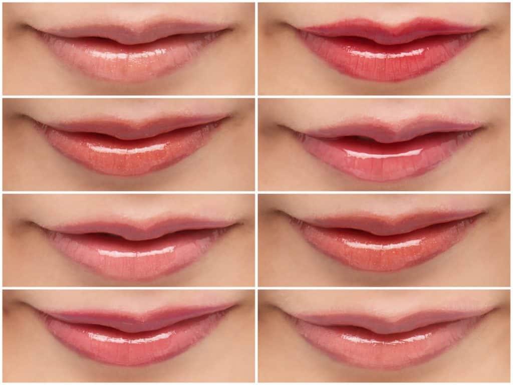 【100均リップ】うるうる唇が叶う、最強のコスパグロス塗り比べ8選【プチプラ】