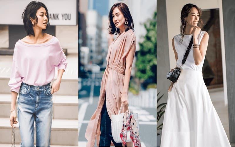 デートコーデ50選【2020春夏・大人女子向け】スカート、パンツなどセンスのいい着こなし術