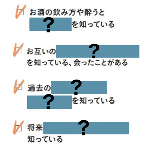 将来「離婚するリスク」チェックリスト8つ【アラサー婚活女子に】