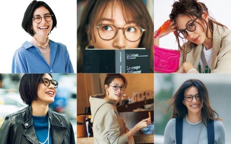 【web会議にオススメ】すっぴんでも安心!画面越しで盛れる「メガネ」10選