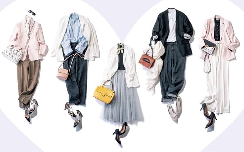 今年買うべき新定番ジャケットのコーデ10選【まとめ②(4/11~10のコーデ)】