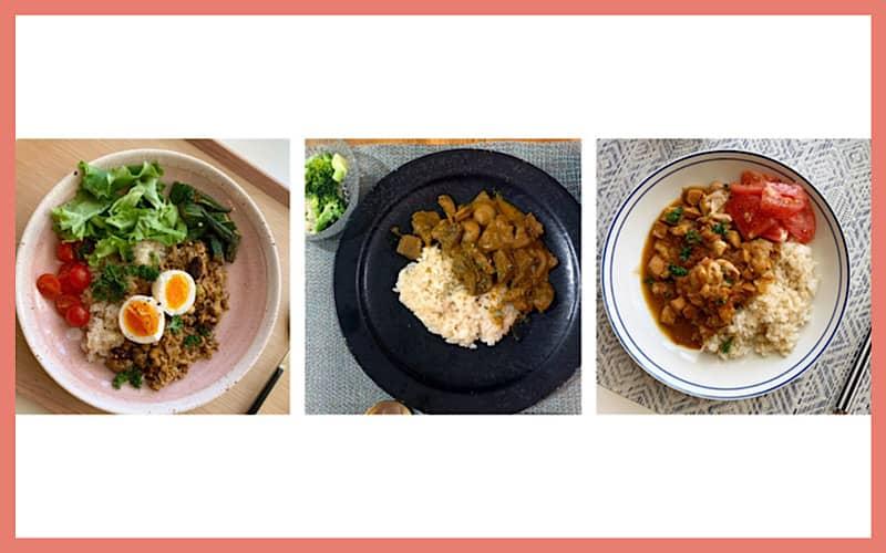 【無印良品のカレー3選】レトルトなのに低糖質で、リモワご飯にぴったり!