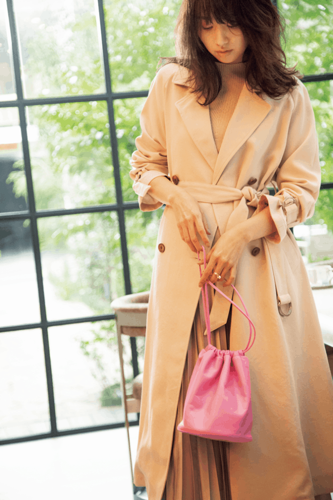 モチベーションUPのバッグとリング♡【甘口ファッション編】
