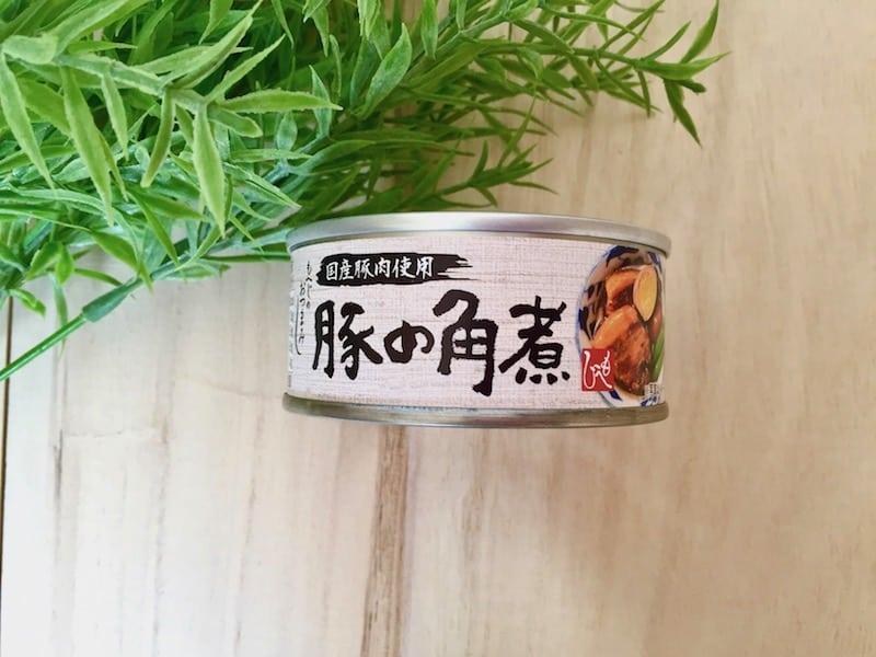■クオリティ高すぎ! ホロホロの角煮を缶詰で