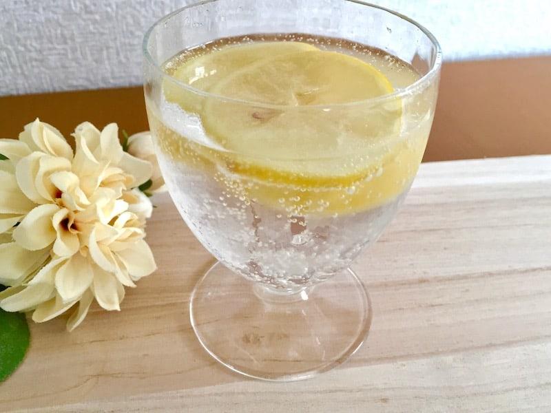 ■これは便利!カットレモンが冷凍パックに2