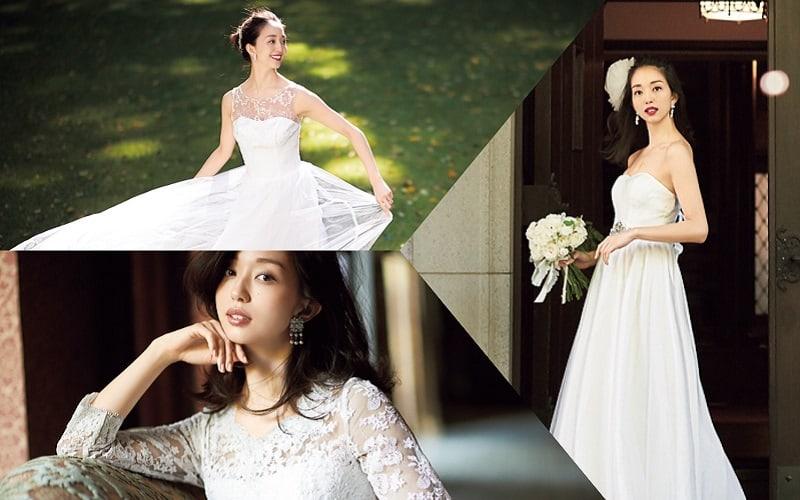 4万円以下の高見え「ウェディングドレス」ネットショップ3選【前撮りにオススメ】