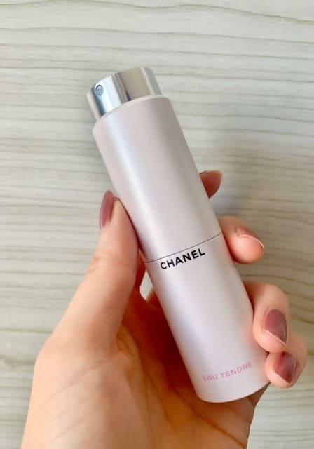 まずは、香水。 香水はここ7、