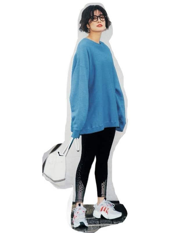 【今週の服装】楽ちんだけどダサ見えしない「おうちコーデ」7選【アラサー女子】