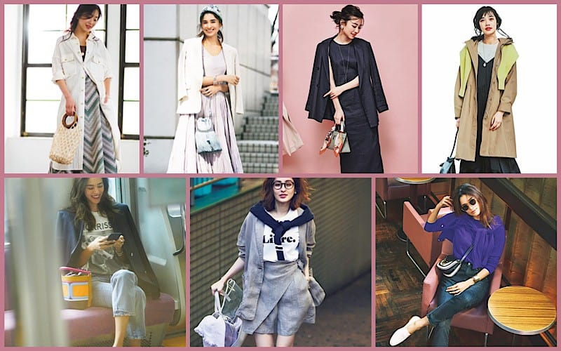 【今週の服装】ダサ見えしない春の通勤コーデ7選【アラサー女子】