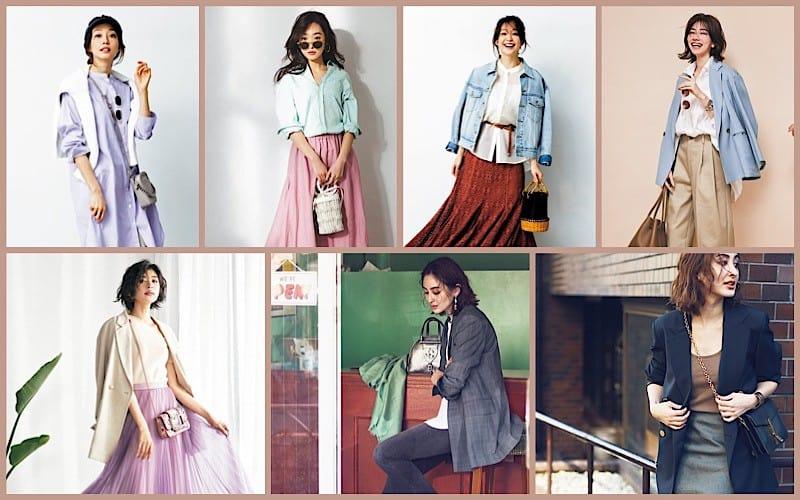 【今週の服装】トレンドアイテムを今っぽく着る春コーデ7選【アラサー女子】