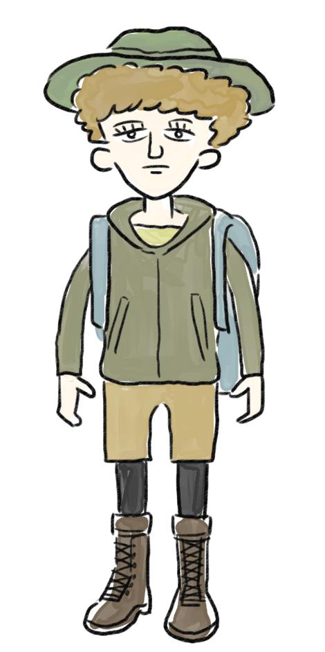 アラサーのあるあるNGコーデ図鑑❼「マウンパ着るとまるで登山者」