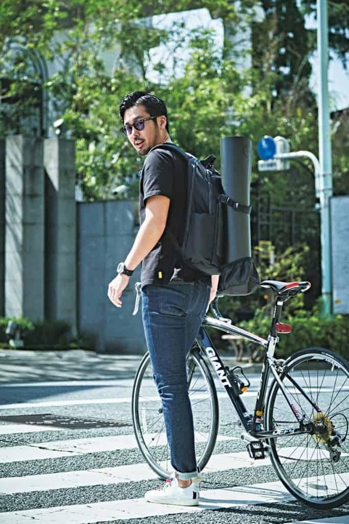 令和的イケメン「Tシャツ×デニム」SNAP【④乗り物好き男子編】