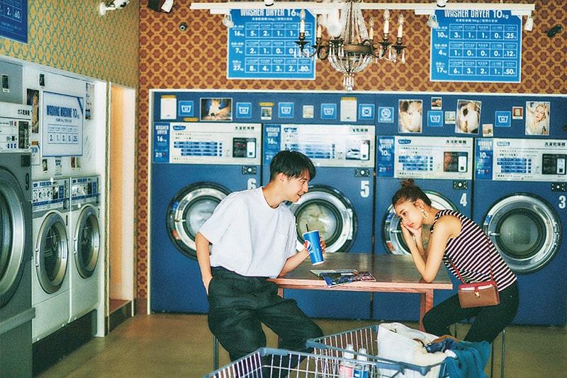 男性は「洗濯できてるつもり」。正しいやり方を教えれば大丈夫! 写真:CLASSY.2020年7月号より