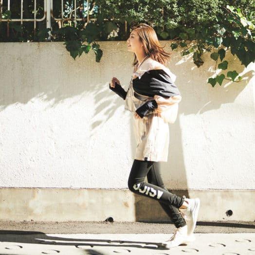 ちゃんと歩いている人も太り始めているらしい!? その理由とは? 写真:CLASSY.2019年2月号