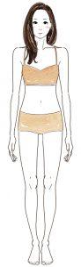 【体型別】似合う「Tシャツとデニム 」今年の正解【骨格診断・ナチュラル体型】