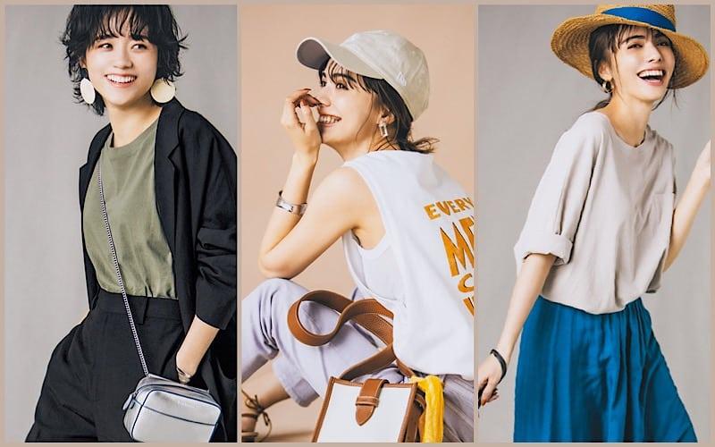 「白Tシャツ」「ブルーデニム」より使えるTシャツ&デニム6選