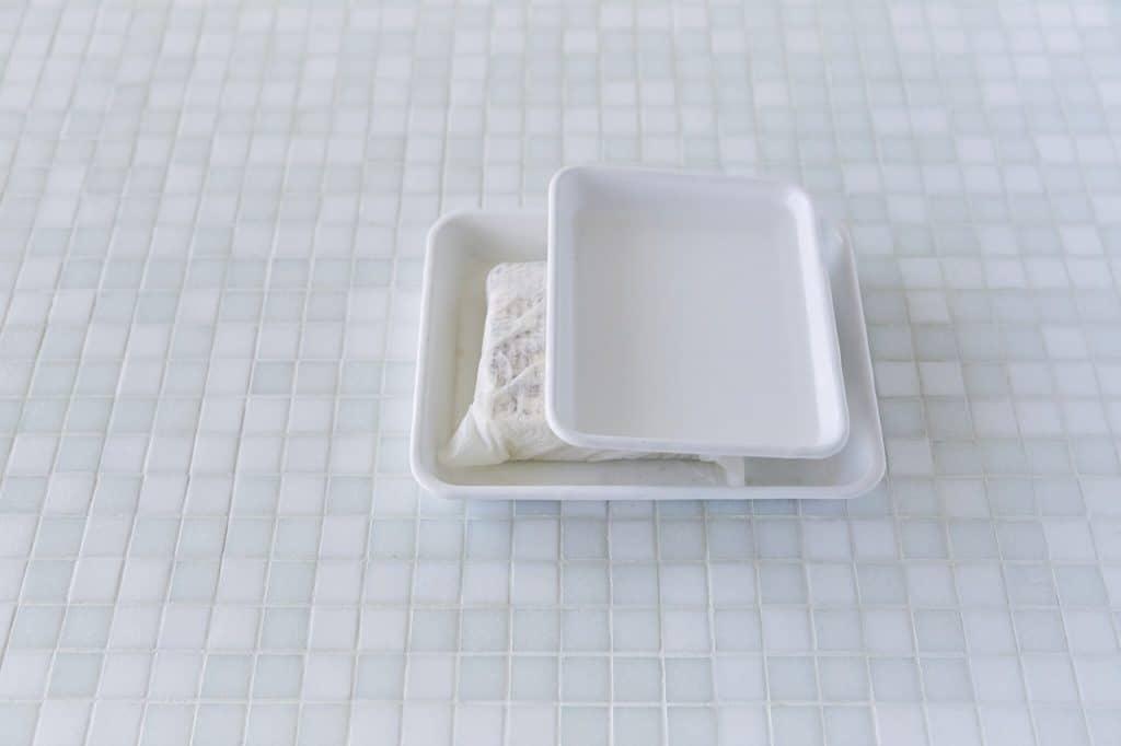 (材料2人分) 焼き豆腐