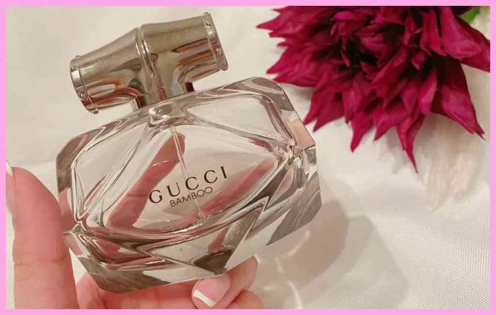 OL読者モデルが選ぶ、好感度抜群なグッチの香水って?