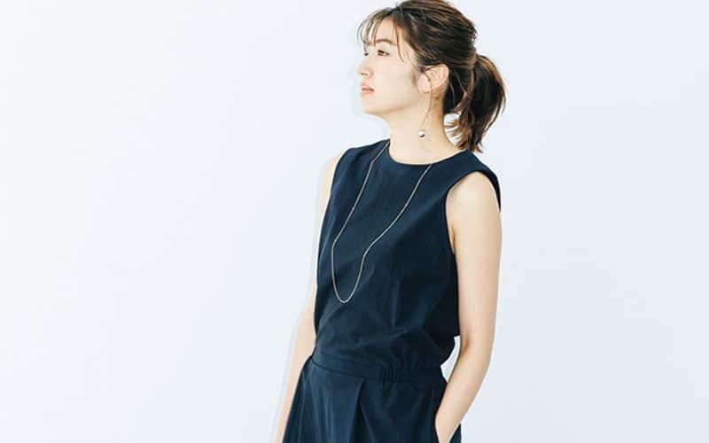 【今日の服装】体型カバーも叶う「オールインワン」の選び方は?【アラサー女子】
